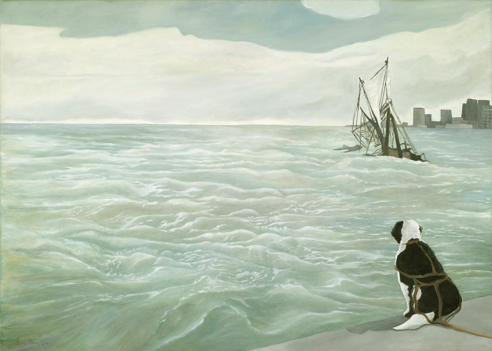 Balto träumt vom Eismeer